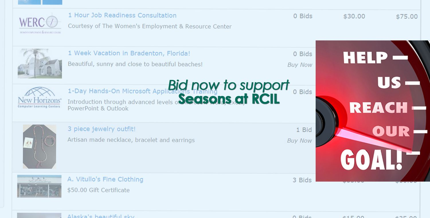 RCIL Spring Online Auction