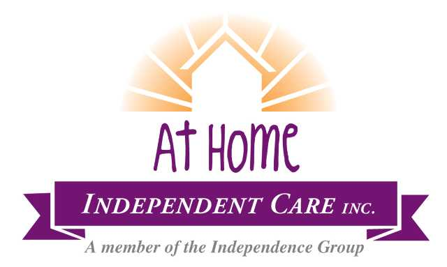 At Home Independent Care Logo