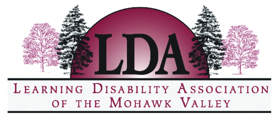 Learning Disability Association of the Mohawk Valley Logo