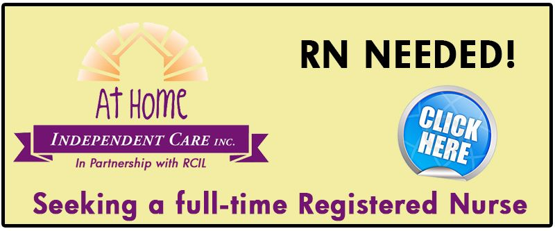 Seeking a full-time Registered Nurse